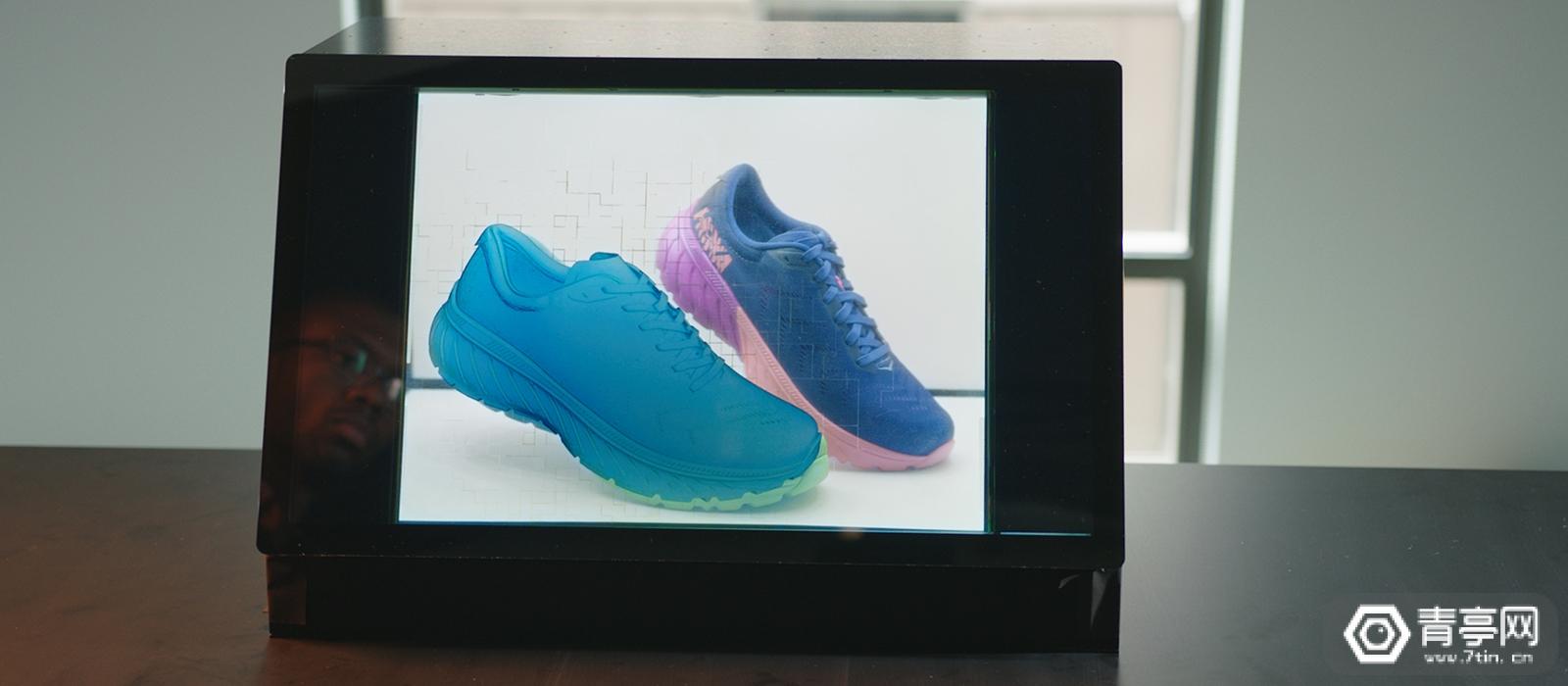 为展示3D设计,Adobe推AR显示屏:Glasswing