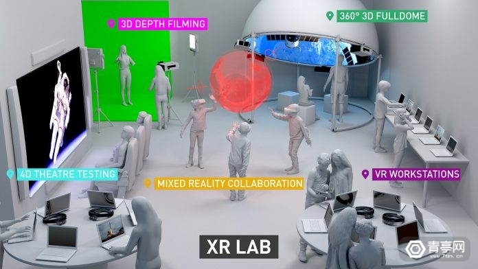 National_Space_Centre_XRLab