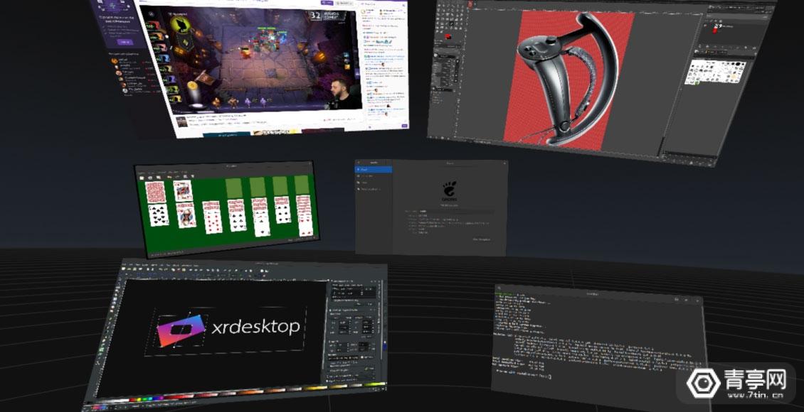 Valve赞助开发,Collabora将支持VR串流Linux桌面