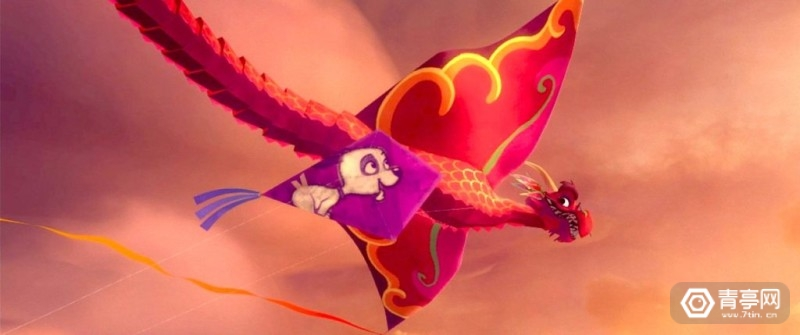 迪士尼第二部VR短片《A Kite's Tale》