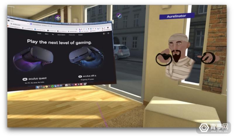 【支持VR和PC用户联机,虚拟办公应用Immersed正式发布】图4