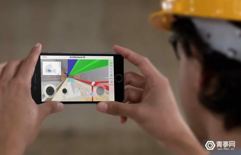 Procore发布可视化3D建筑模型应用,iOS预览效果类似VR游戏