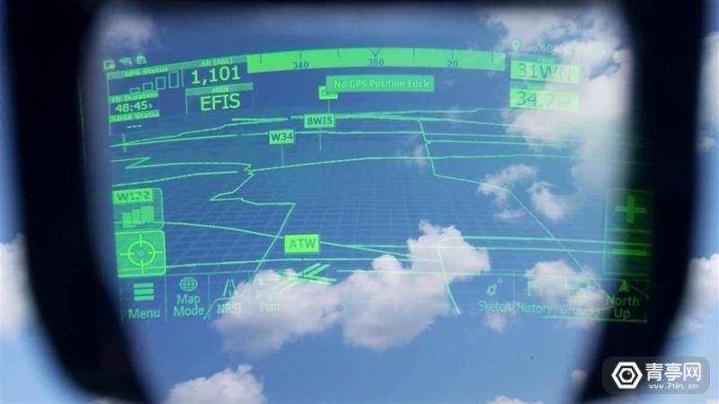 【SA Photonics推出飞行员专用AR眼镜】图2