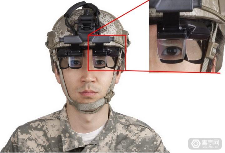 【SA Photonics推出飞行员专用AR眼镜】图4