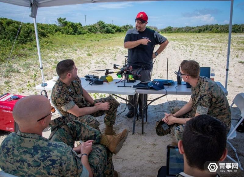 美海军用HoloLens探测射频信号图3