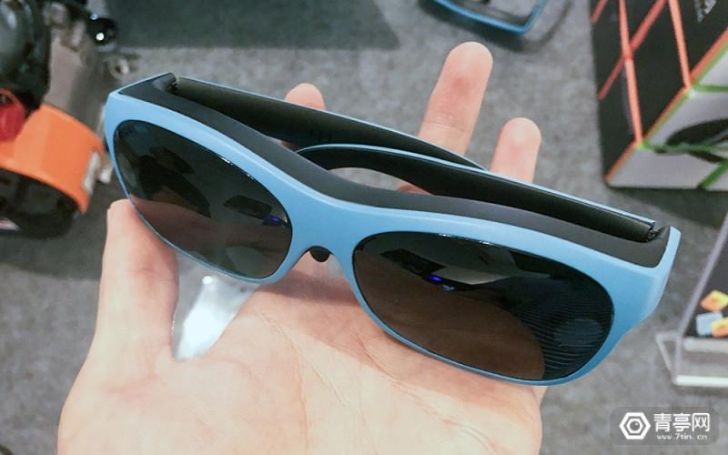 0glasses发布AR眼镜:RealX (1)