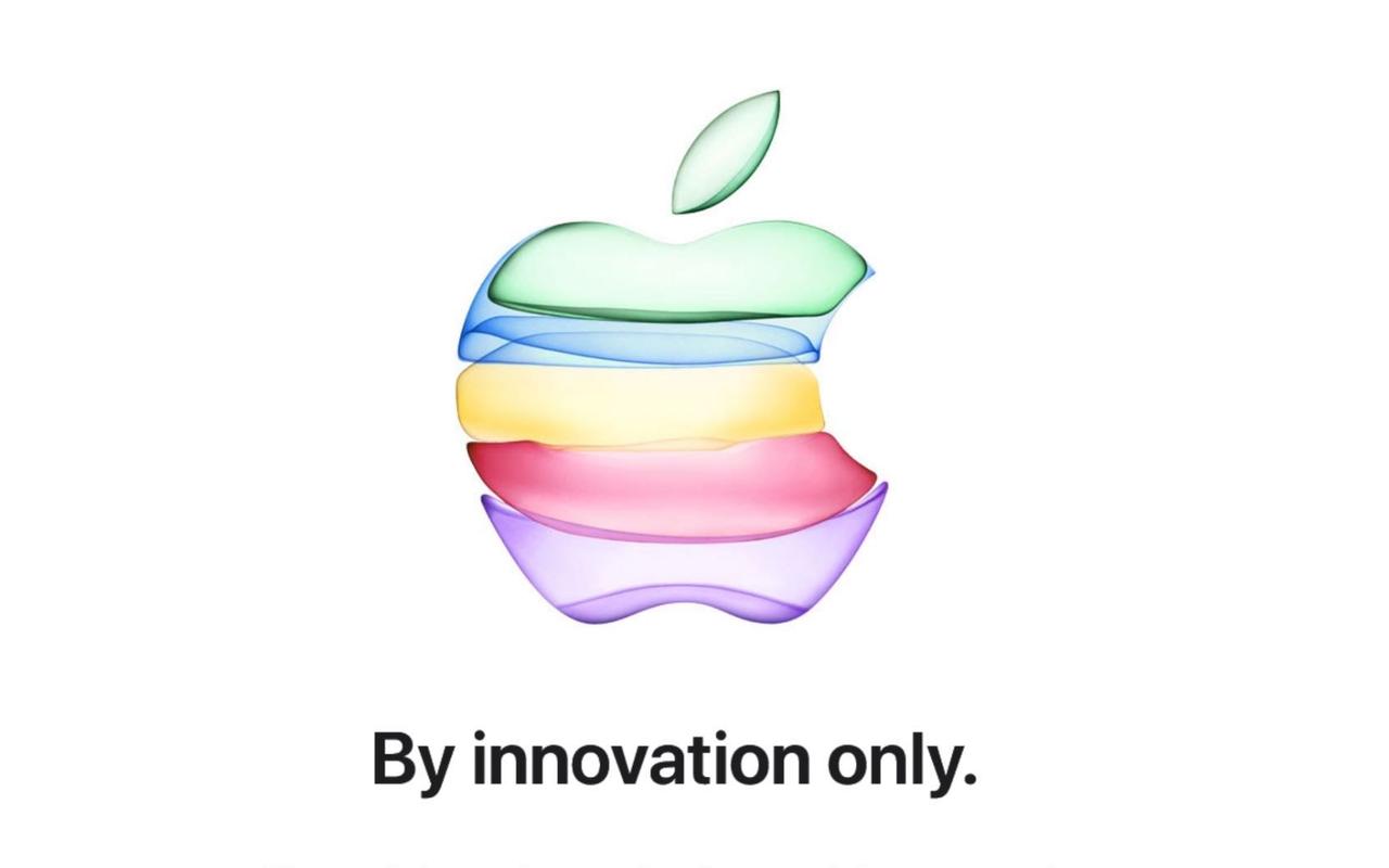 苹果正式发秋季发布会邀请函:9月10日乔布斯剧院