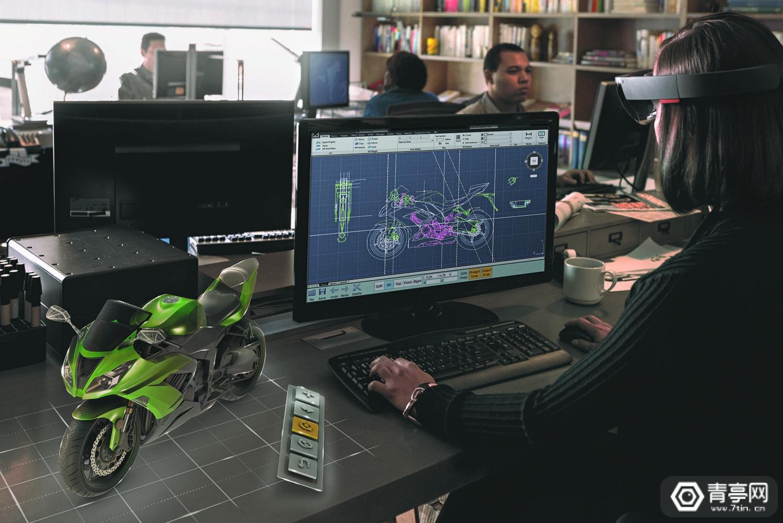 英迈与微软达成HoloLens 2全球经销协议,加速集成AR与物联网