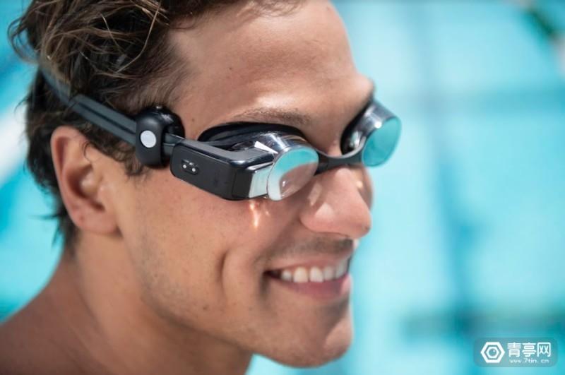 Form和Polar合作,为AR泳镜添加心率传感器