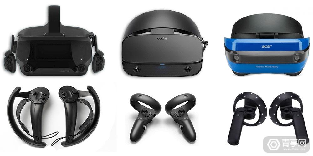 8月VR数据统计:Rift S份额升至11%,VR整体份额创新高