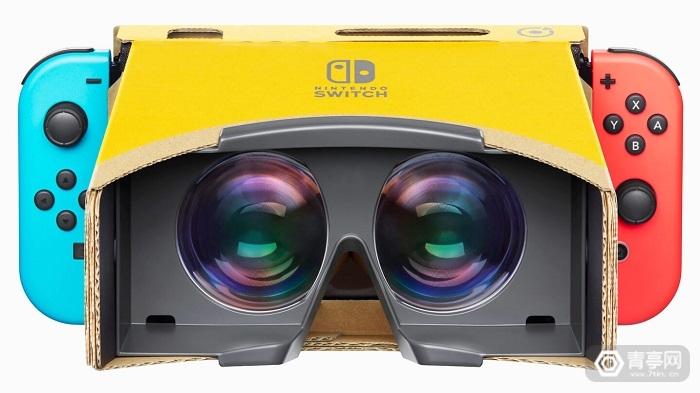 【任天堂专利曝光:或为Switch推新款VR配件】图3