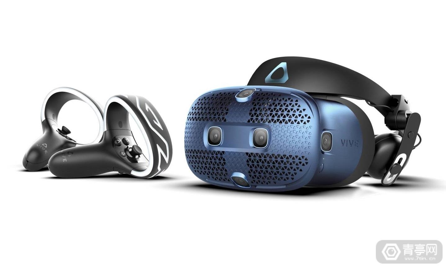 HTC持续更新Vive Cosmos,澄清手柄续航可达4-8小时