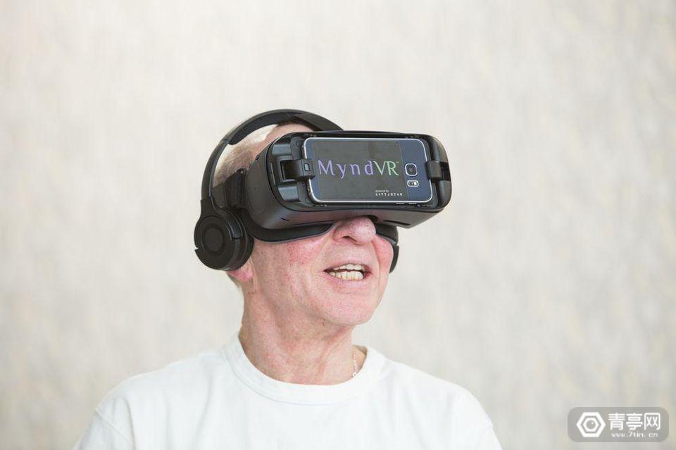 为什么说VR有助于提高老年生活幸福感?