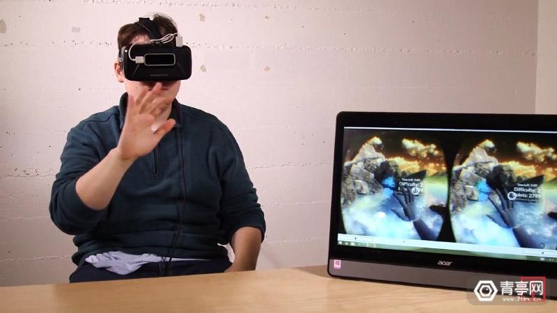 【Vivid Vision用VR与手势追踪治疗弱视,已用于300多家眼科】图1