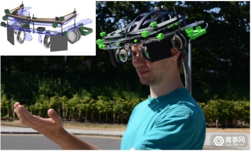 【灵活对焦,大适眼区,剑桥大学与华为联合研发AR全息显示方案】图2