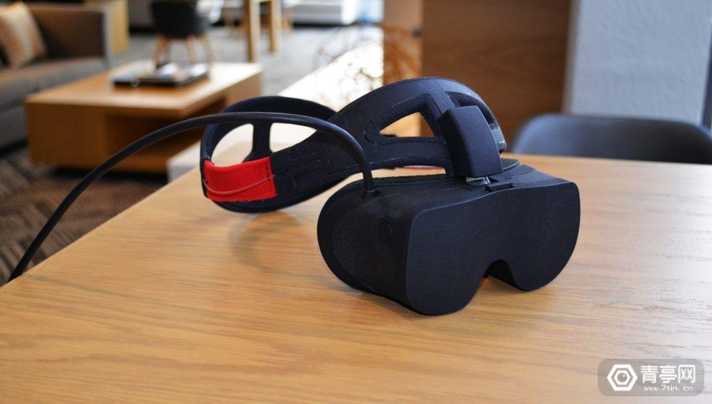 单眼2K分辨率,FOV 80度,Vality打造了一台小巧的VR头显