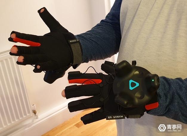 Manus Prime VR体感手套测评:佩戴感舒适,整体有待优化