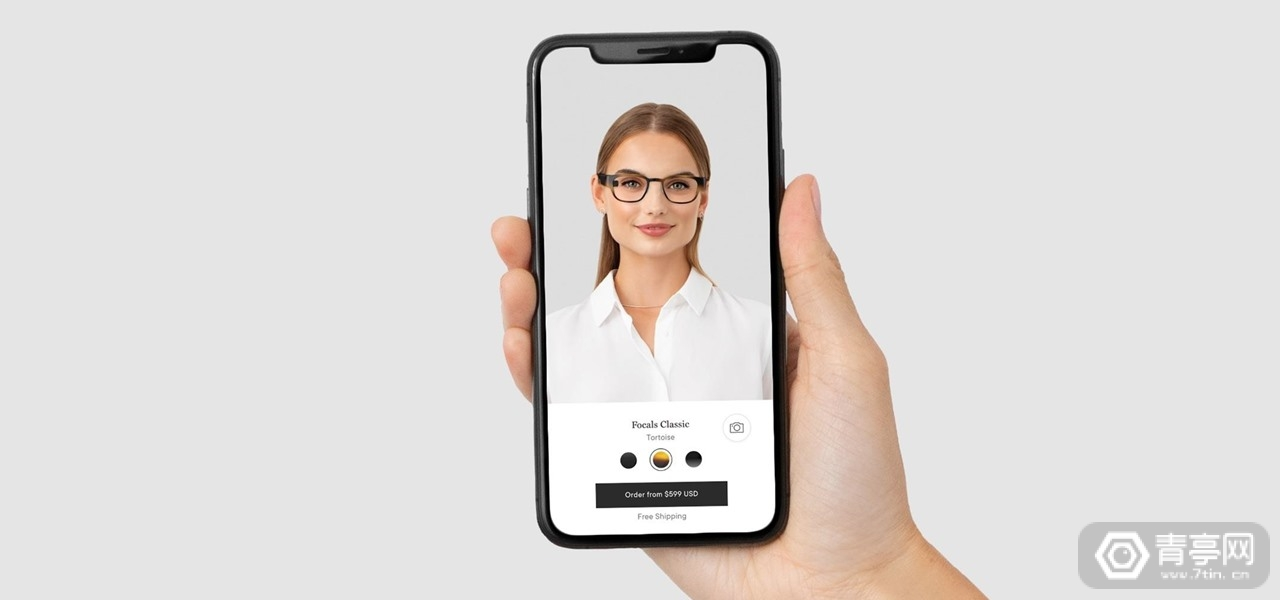 North推Focals AR眼镜适配应用,支持iPhoneX或以上机型
