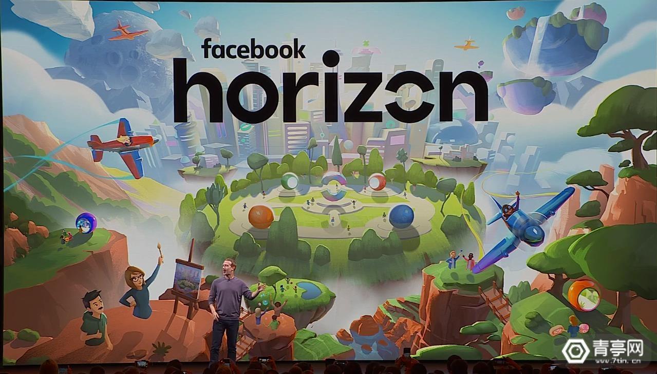 OC6大会:Facebook推全新VR社交平台:Facebook Horizon
