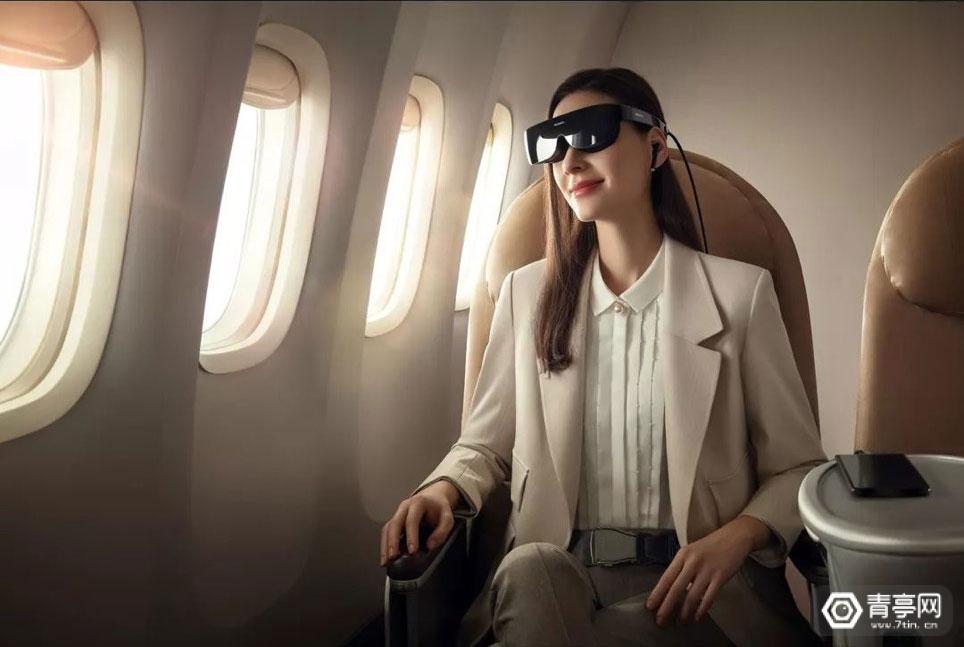 PPI达1058,重仅166g,华为发布新款超短焦VR Glass