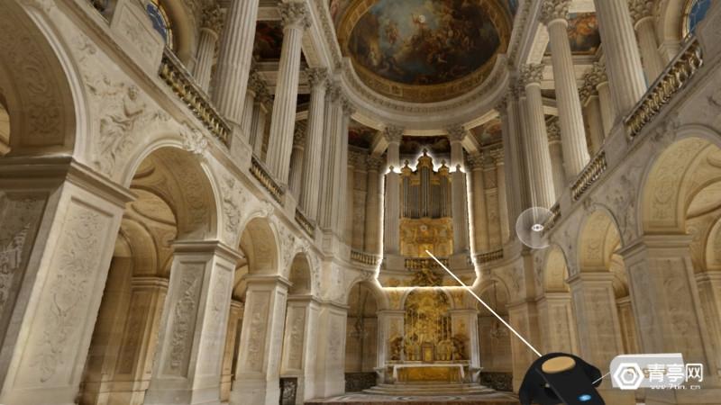 凡尔赛宫VR旅游