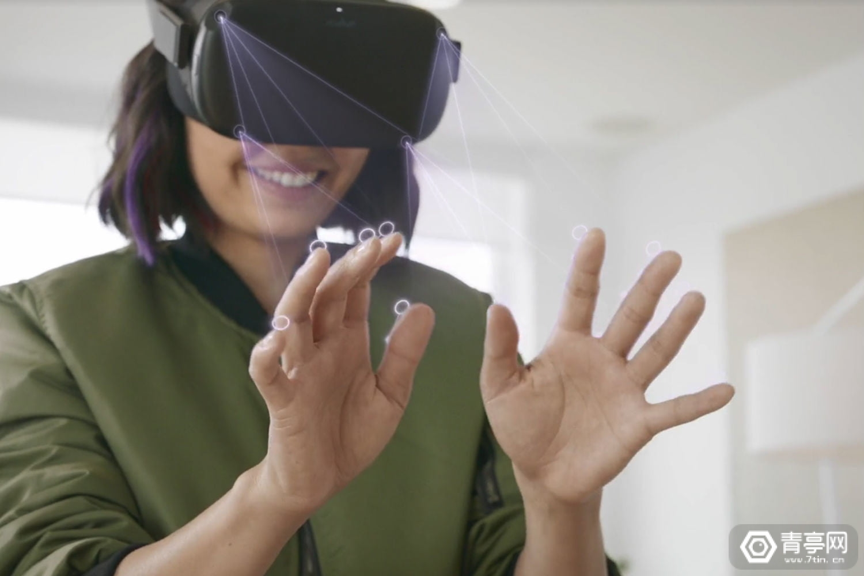Oculus Quest手势追踪功能足够低功耗,仅缩短7分钟续航