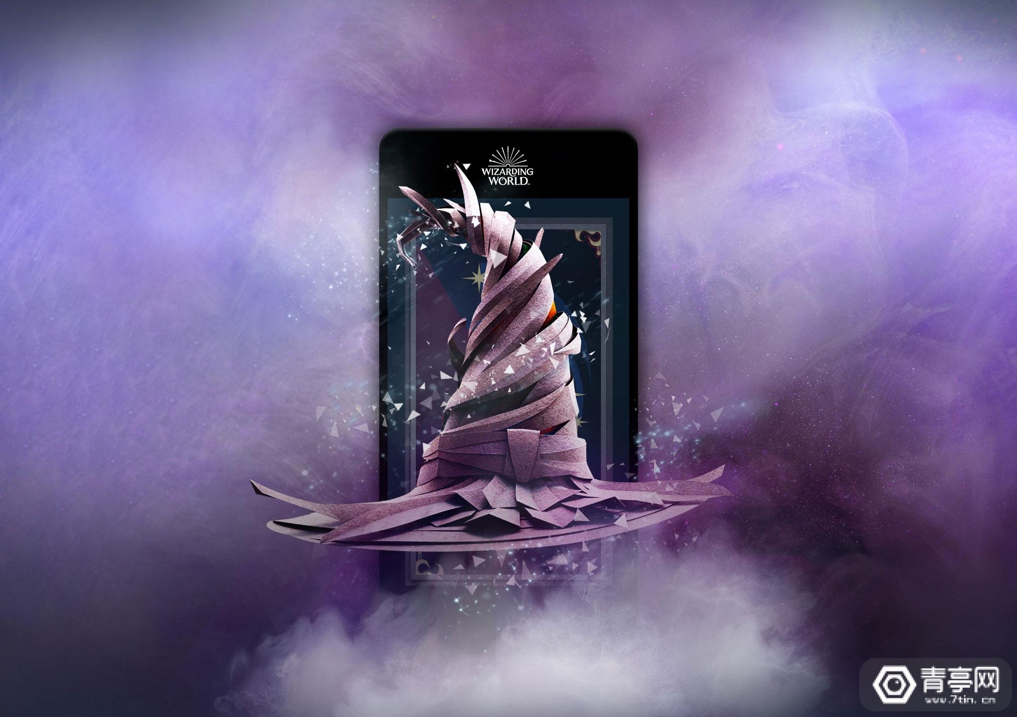 哈利波特官网推《Wizarding World》app,加入AR分院玩法