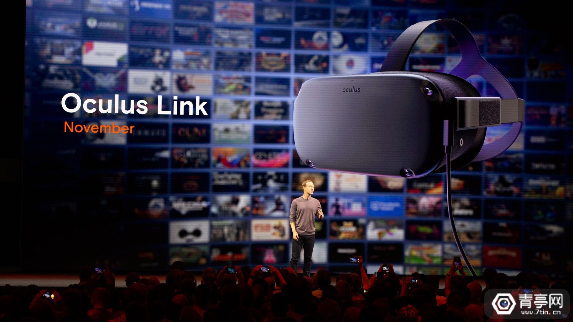 Oculus Link官方线缆正式开售,价格高达79美元