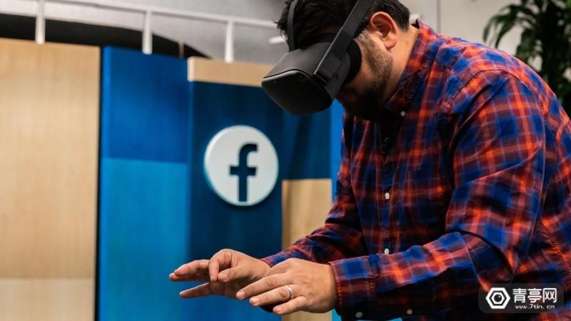 Oculus 手势