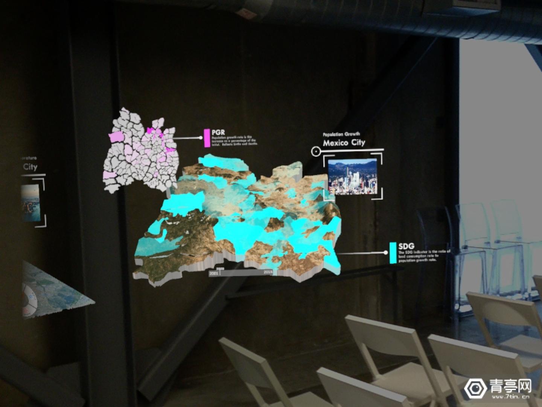 与BadVR合作,Magic Leap向联合国展示全球信息可视化MR应用
