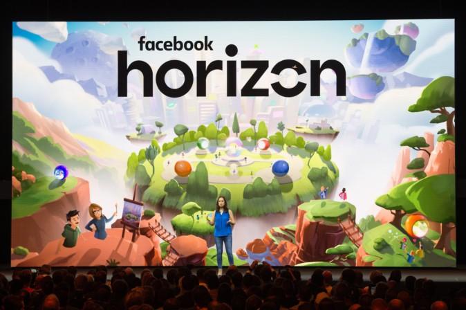 VR社交平台《Facebook Horizon》体验:它与《Spaces》有何不同?