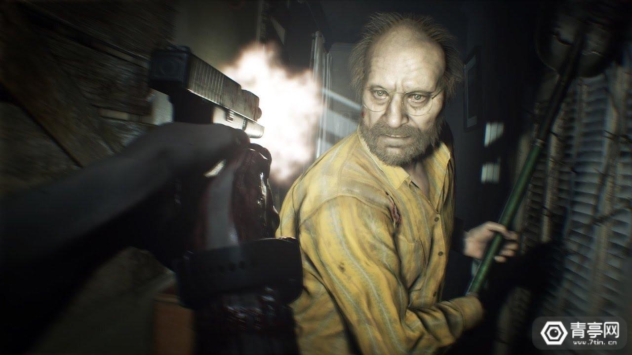 CAPCOM推新线下VR游戏《生化危机7:Walkthrough the Fear》