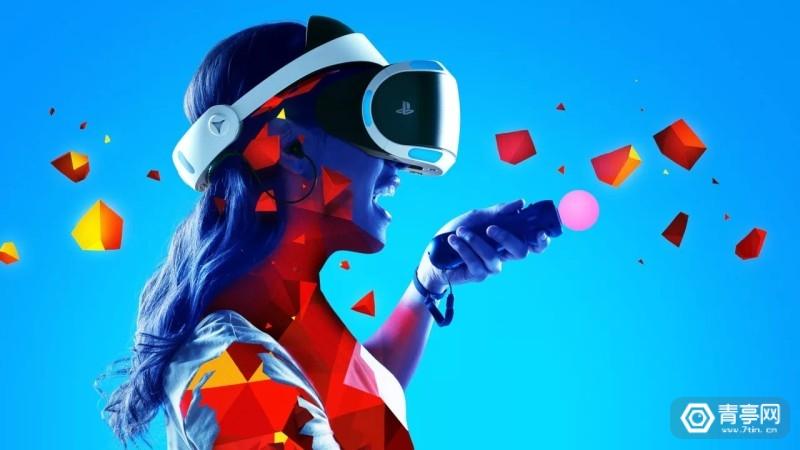 索尼PS VR VR游戏 VR