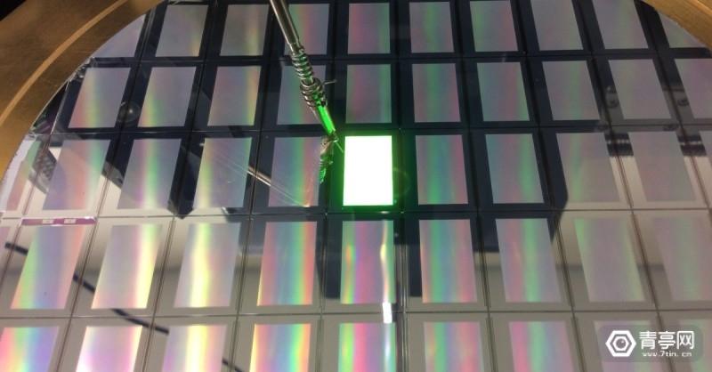 Plessey Micro LED