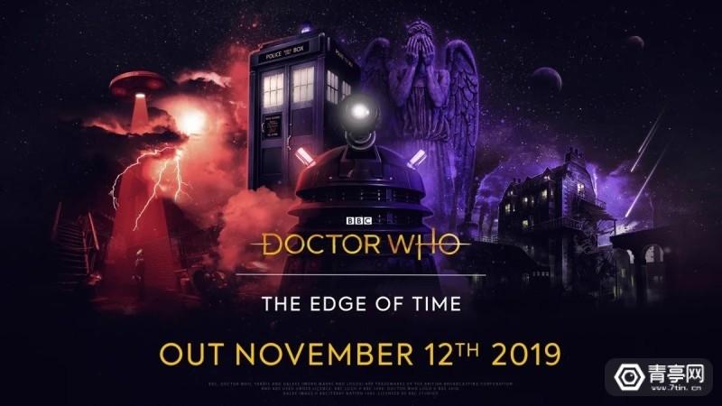 神秘博士时间边缘Doctor-Who-VR-Release-Date