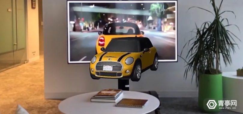 基于电视画面,LG推出全新AR应用,购物还享95折