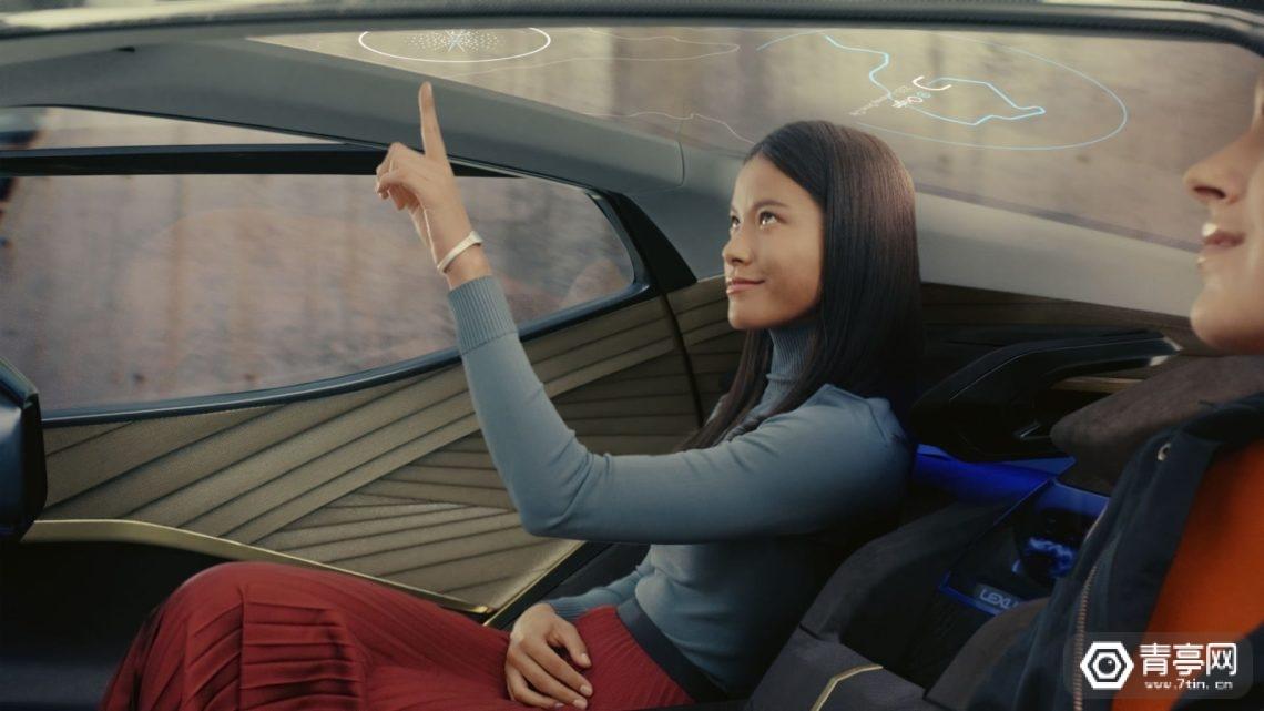2019东京车展:三菱、雷克萨斯新概念车视频展示未来AR HUD