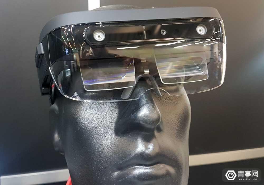 联想ThinkReality A6眼镜初上手:光学不错仍待优化