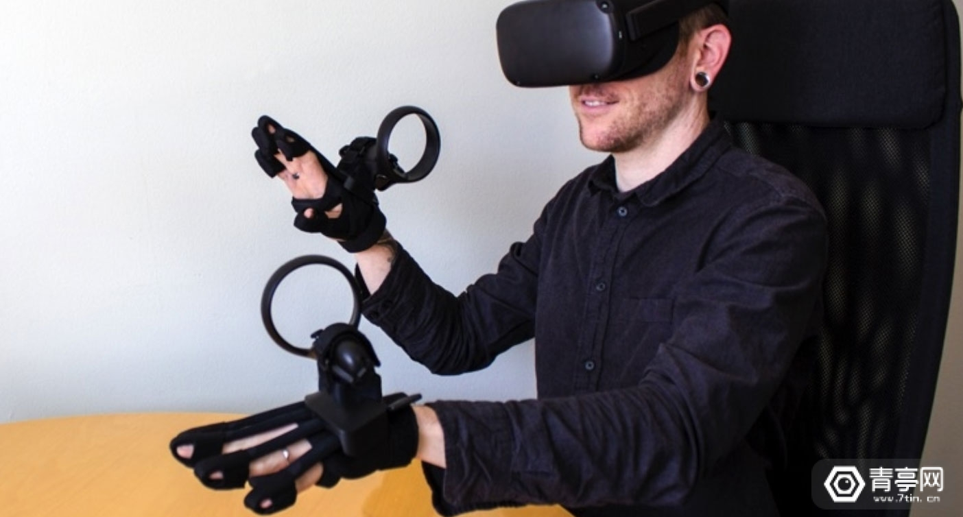 定位B端应用,BeBop发布Quest专属版柔性VR手套