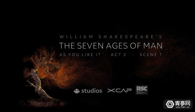 """MR""""桌面戏剧""""《人生的七个阶段》登陆Magic Leap One图1"""