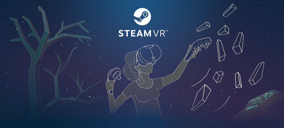 7月VR大数据:Oculus品牌占Steam超61%,Quest应用近300款