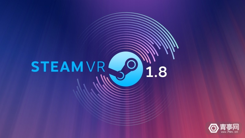 SteamVR 1.8