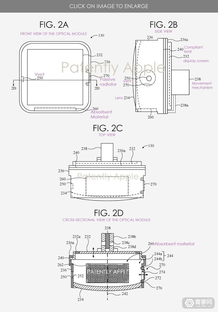 苹果AR光学新专利公布
