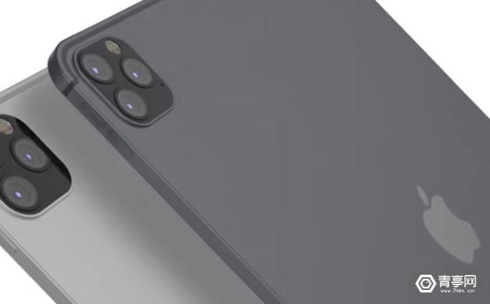 彭博:苹果明年发布iPad Pro,支持ToF和AR
