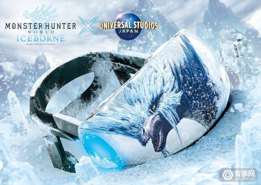 CAPCOM:《怪物猎人》VR项目明年登陆日本环球影城