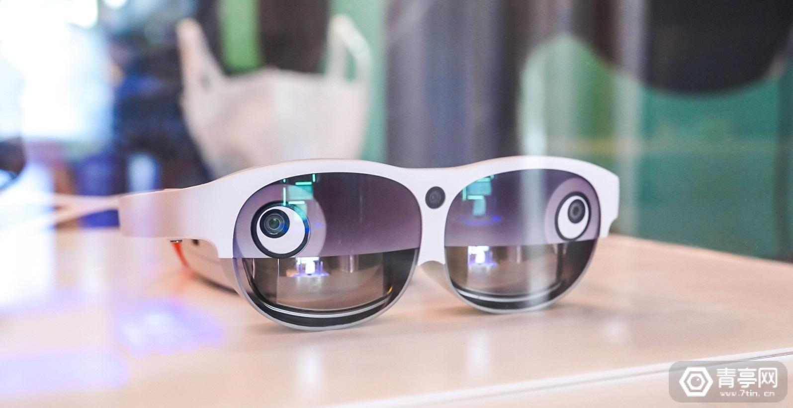 太平洋未来科技发布二代am glass AR眼镜