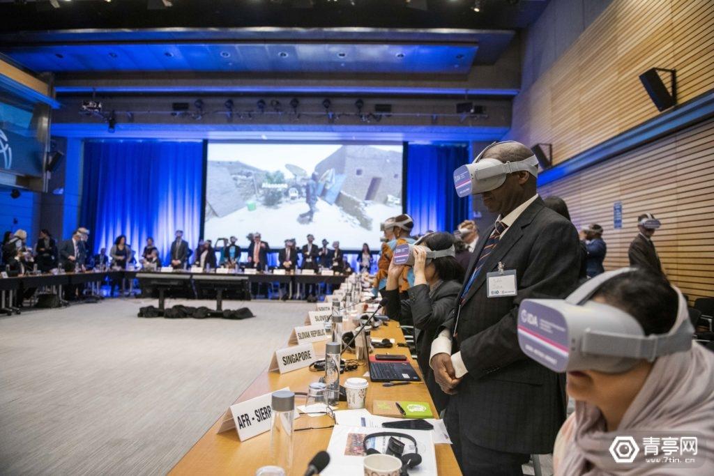 """世界银行通过VR宣传片来""""消除""""全球贫困"""