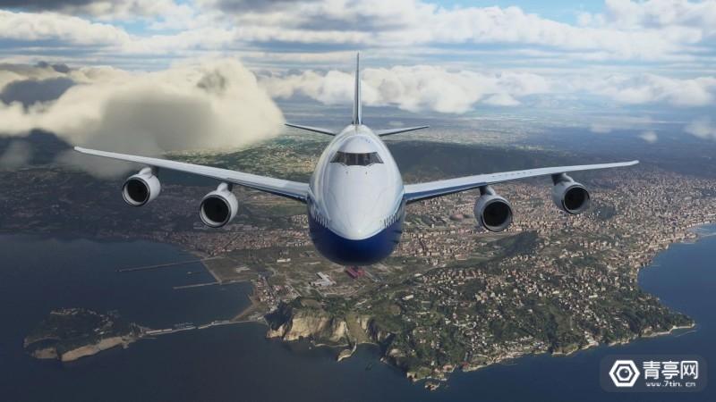 微软模拟飞行  预告 (1)