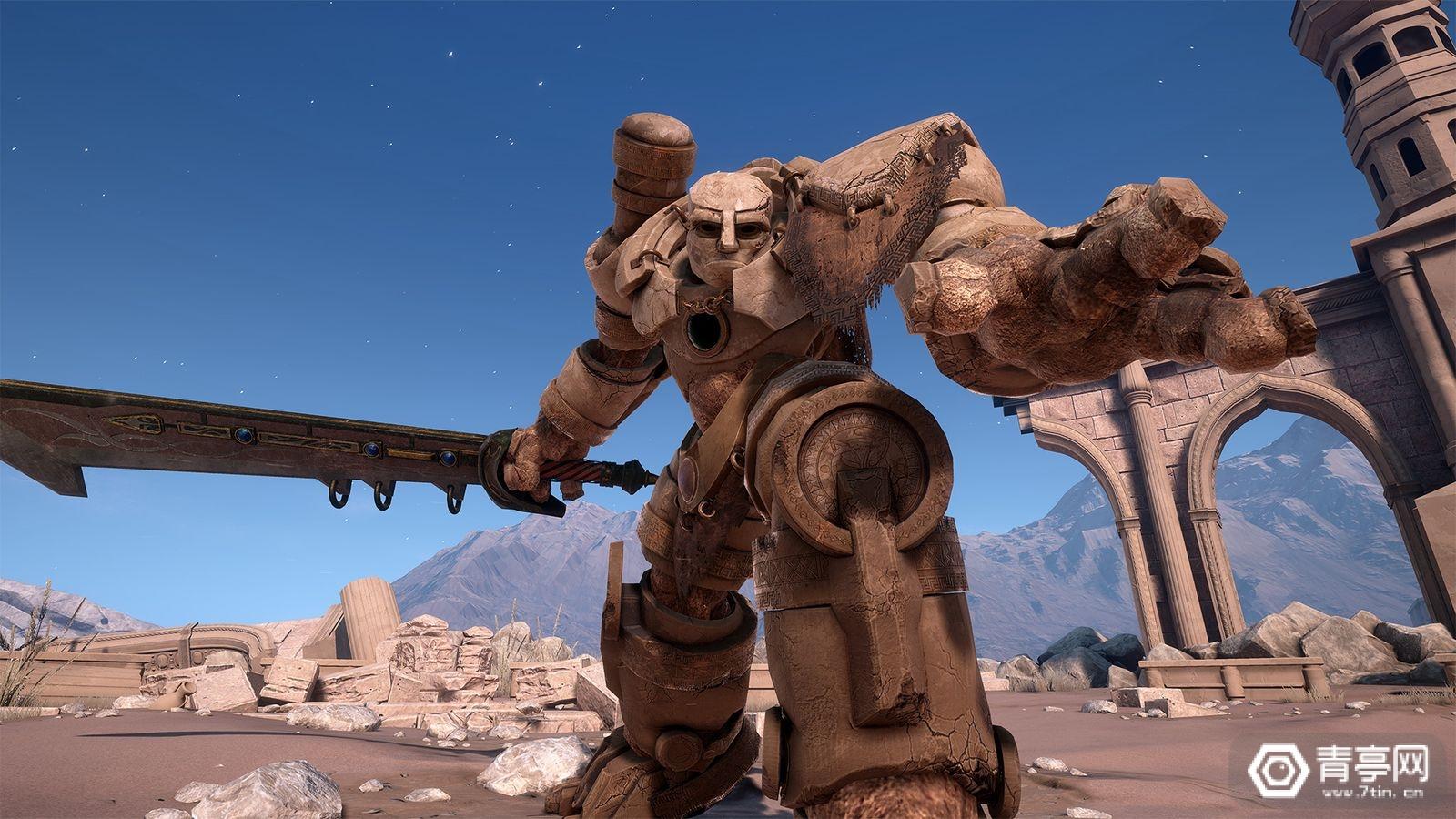 延期多次后,PS VR独占大作《Golem》正式发布