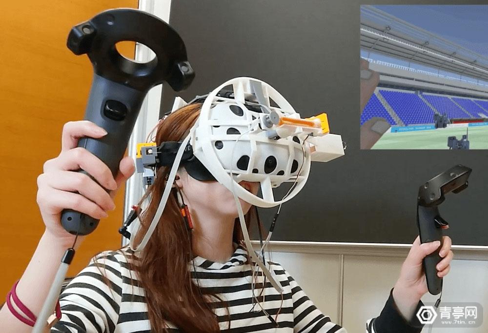 """想在VR中体验被""""打脸""""的感觉吗?"""